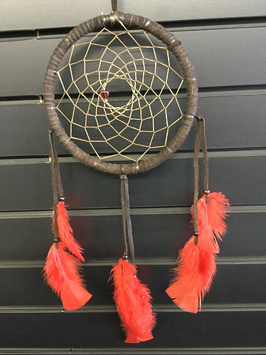 Handmade Dreamcatcher, One of a Kind, Ready to Ship