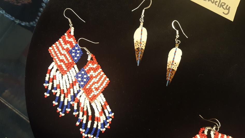 Navajo handmade jewelry
