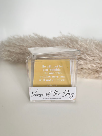 Verse of the Day Cards