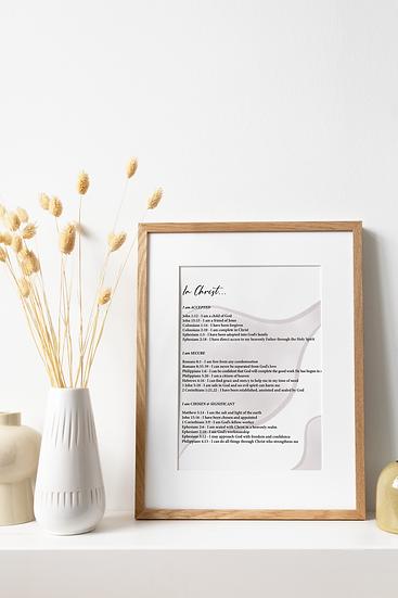 The Declarations Print