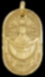 Жетон оберіг, Ікона - жетон під лазерне або механічне гравіювання