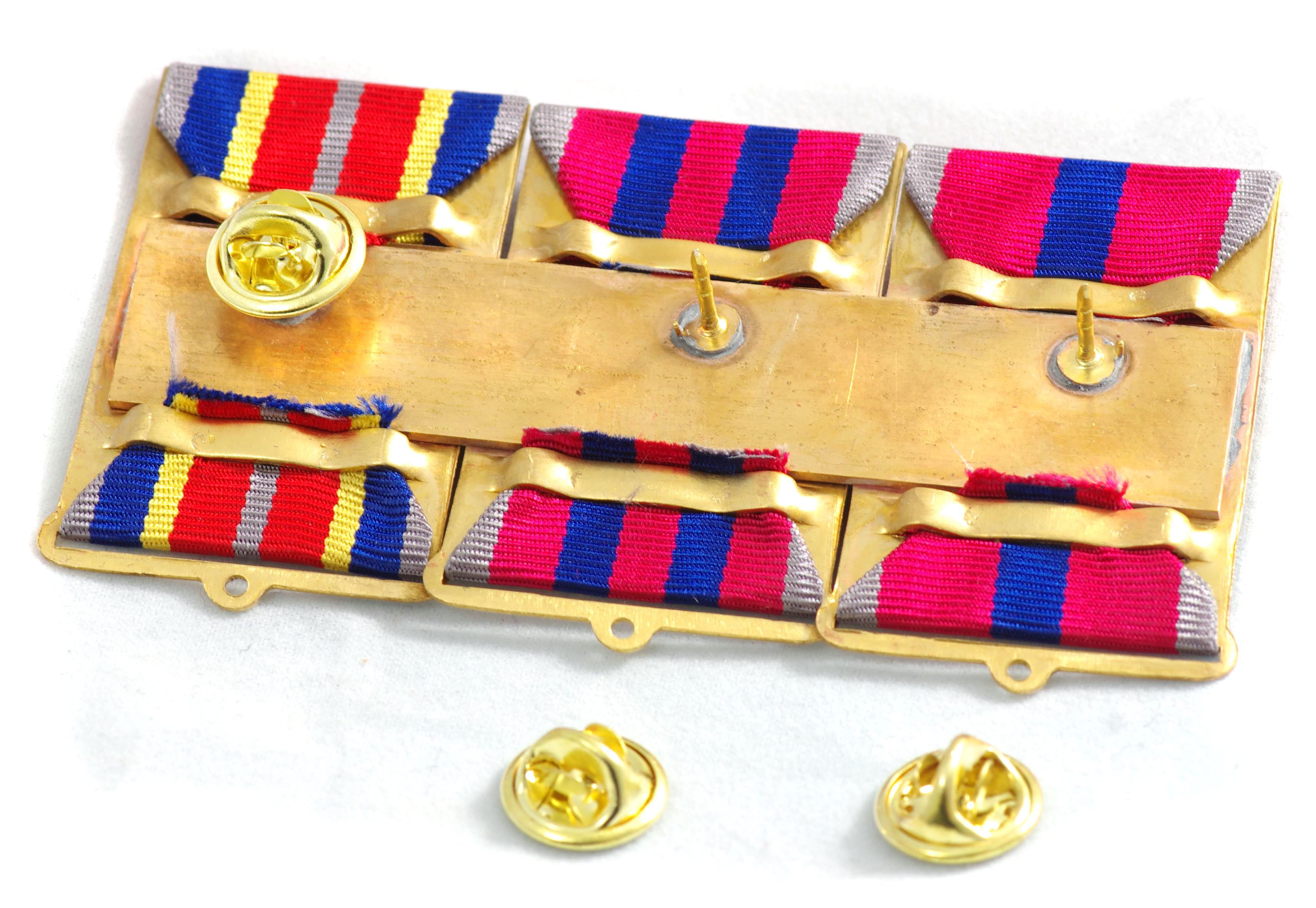 Наборная колодка для медалей реверс