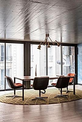 Selig&Renault_Maison Plissée_Paris_tapis