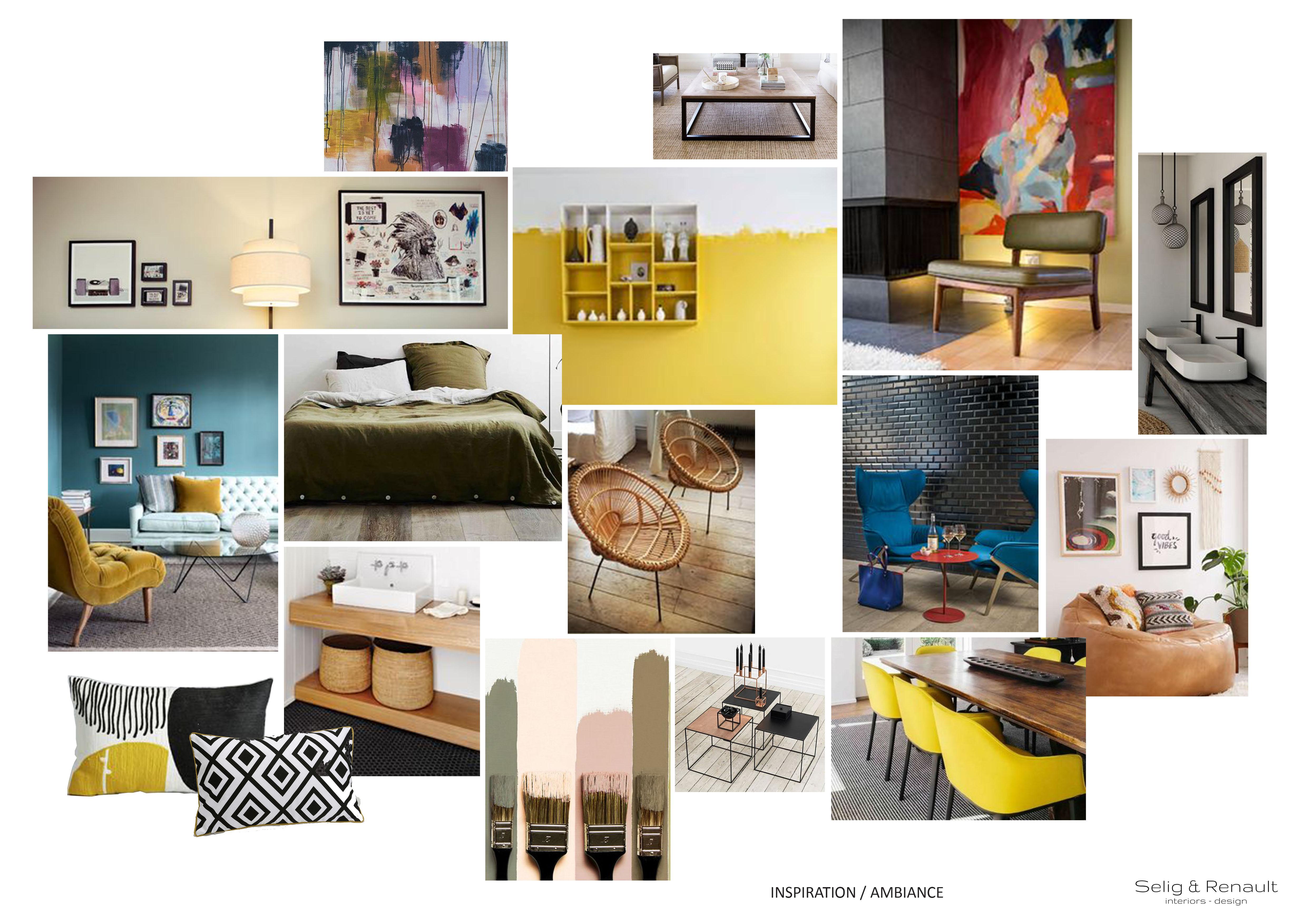 Interior Design Agency French Decorateur Paris I Selig Renault