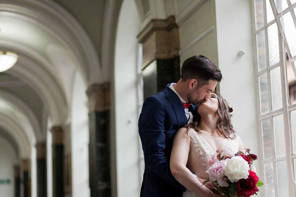 Islington Town Hall Wedding captured by Grace Pham London Wedding Photographer May 2018 03