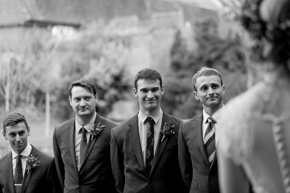 London Wedding Photography at Cannizaro House