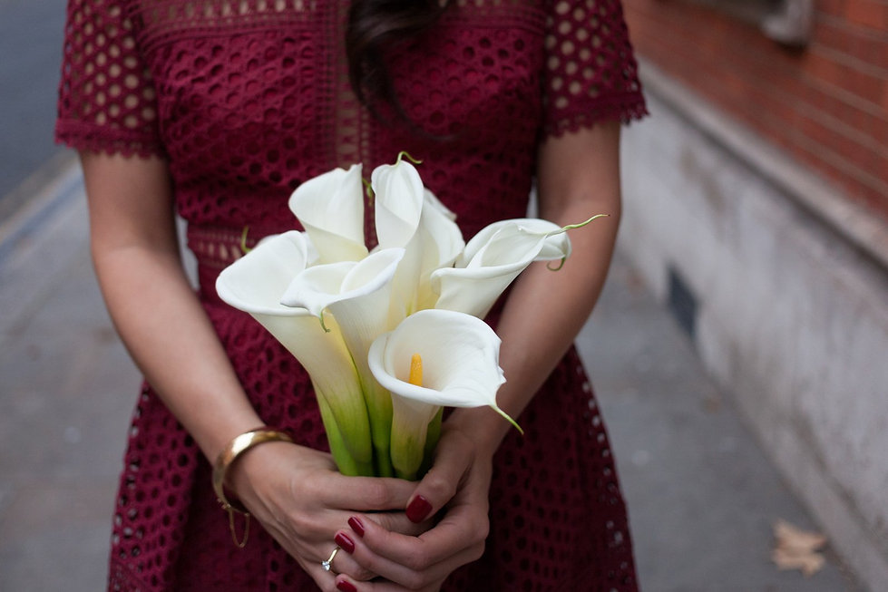 Chelsea Old Town Hall Wedding, London - Grace Pham Photography - Bouquet 02