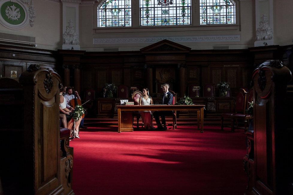 Second Wedding Photographer, Islington Town Hall, London 07