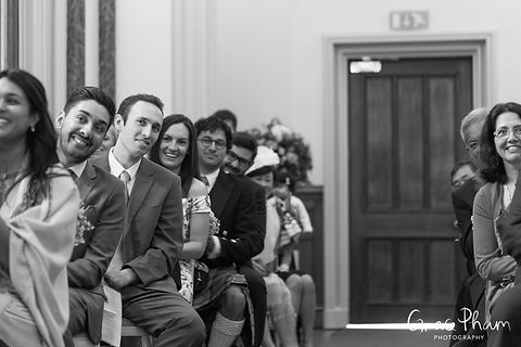 Wedding ceremony at Ditton Park Manor by UK Wedding Photographer 02