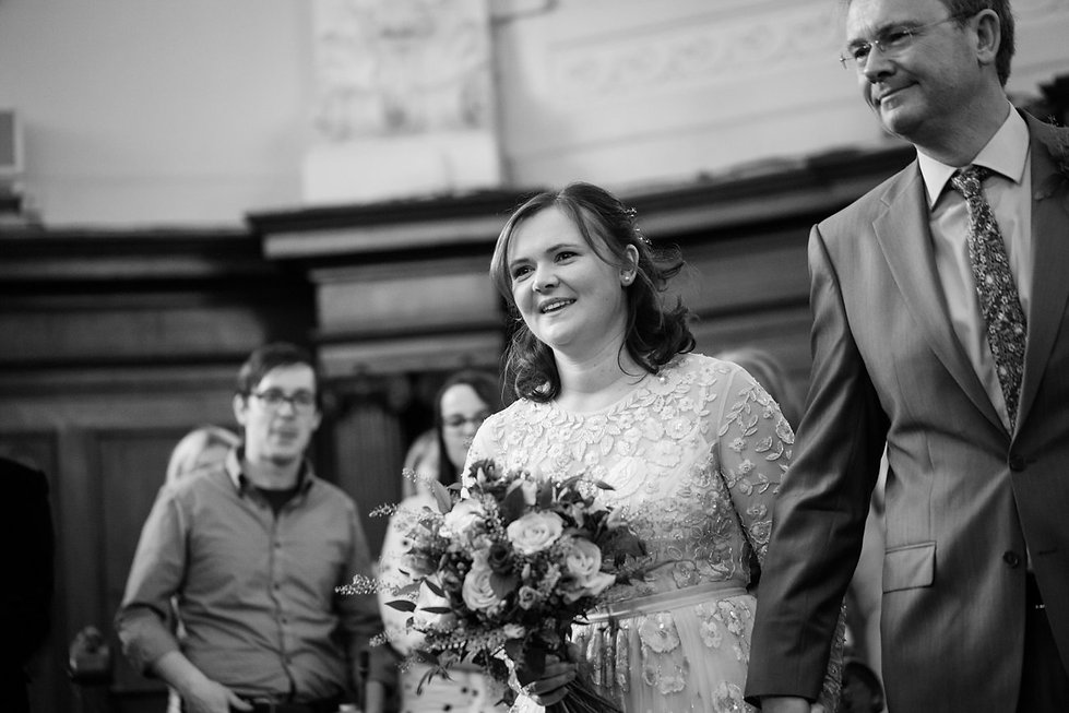 Islington Town Hall wedding photographer, London, Grace Pham 2018 02