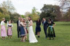 Fulham Palace Wedding Photographer, Botanical Gardens 01