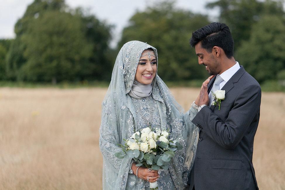 Pembroke Lodge Wedding, Richmond Park captured by Grace Pham Wedding Photographer