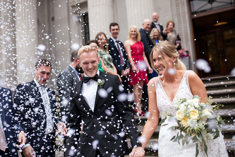 The Old Marylebone Town Hall Wedding Photography, London, Beautiful Images by Grace Pham Photography 2