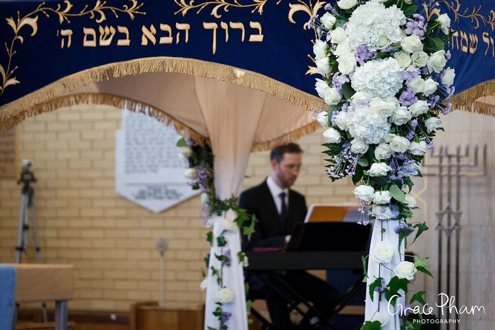 Jewish Wedding Photographer London 03