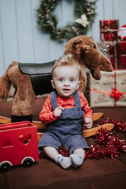 Christmas Mini Shoot, East London