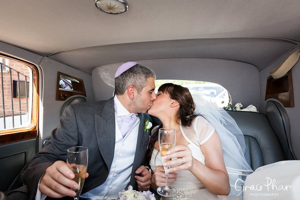Jewish Wedding Photographer London 11