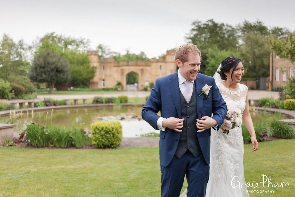 Ditton Park Manor Wedding by Grace Pham Photography 203
