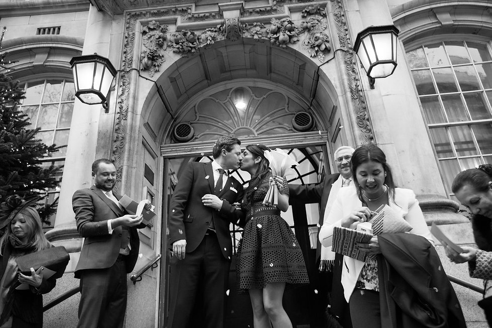 Chelsea Old Town Hall Wedding, London 21