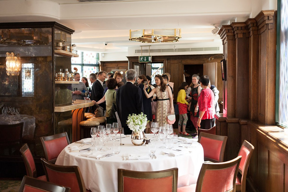 The Ivy Private Event captured by London Photographer 01