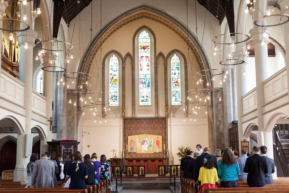 Christ Church Baptism, Chelsea, London Photographer 01