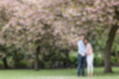 Engagement Photography in the Spring, Victoria Park, East London by Grace Pham Wedding Photographer 02
