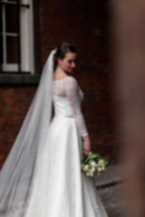 The Chapel Royal in St James's Palace Wedding captured by London Photographer Grace Pham 20