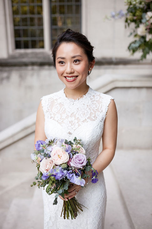 Two Temple Place Wedding, London, captured by Grace Pham Photography 05