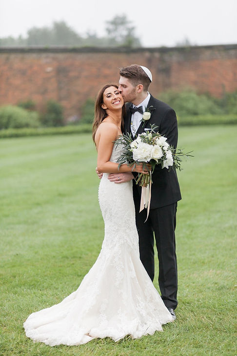 The Conservatory in the Luton Hoo Walled Garden Wedding by Grace Pham Photography 09