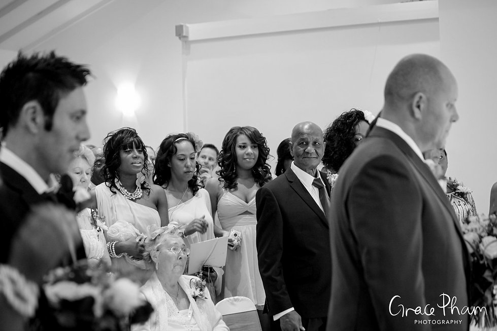 Q Vardis at the Mallard Suite by London Wedding Photographer 04