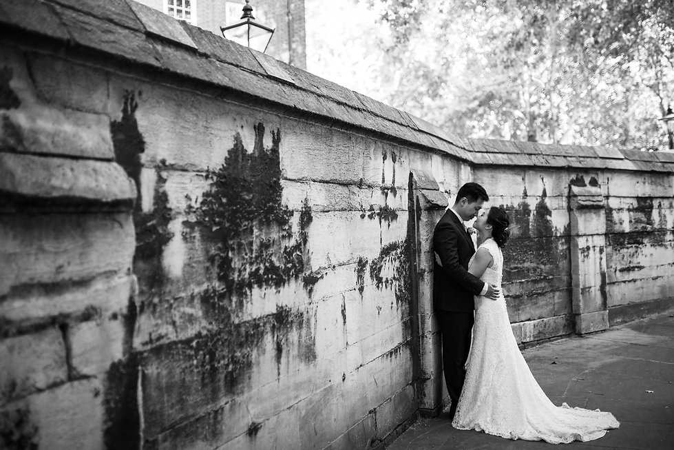 Two Temple Place Wedding, London, captured by Grace Pham Photography 06