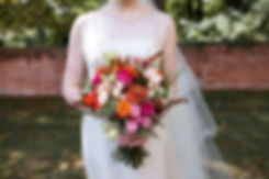Wedding bouquet photos