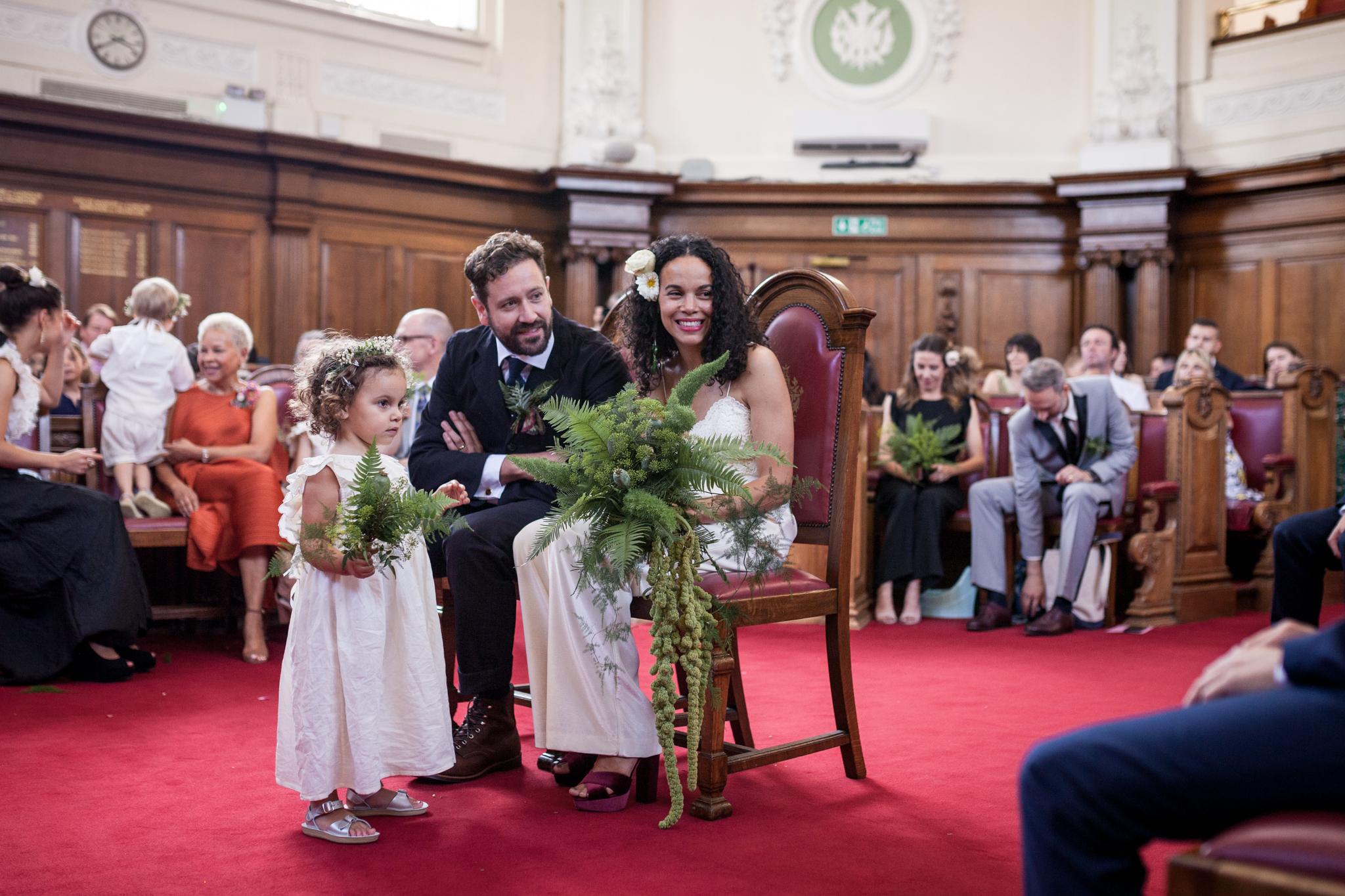 Islington Town Hall Weddings