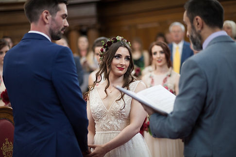 Islington Town Hall Wedding, London Wedding Photographer May 2018 04
