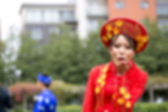 Vietnamese Chinese Wedding Photographer, London 03
