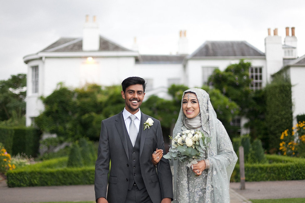 Pembroke Lodge Wedding, Richmond Park captured by Grace Pham Wedding Photographer 11