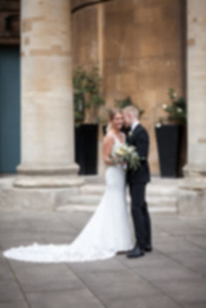 Henrik & Ashleigh's Wedding captured by Grace Pham Photography, St Mary's Church London 6