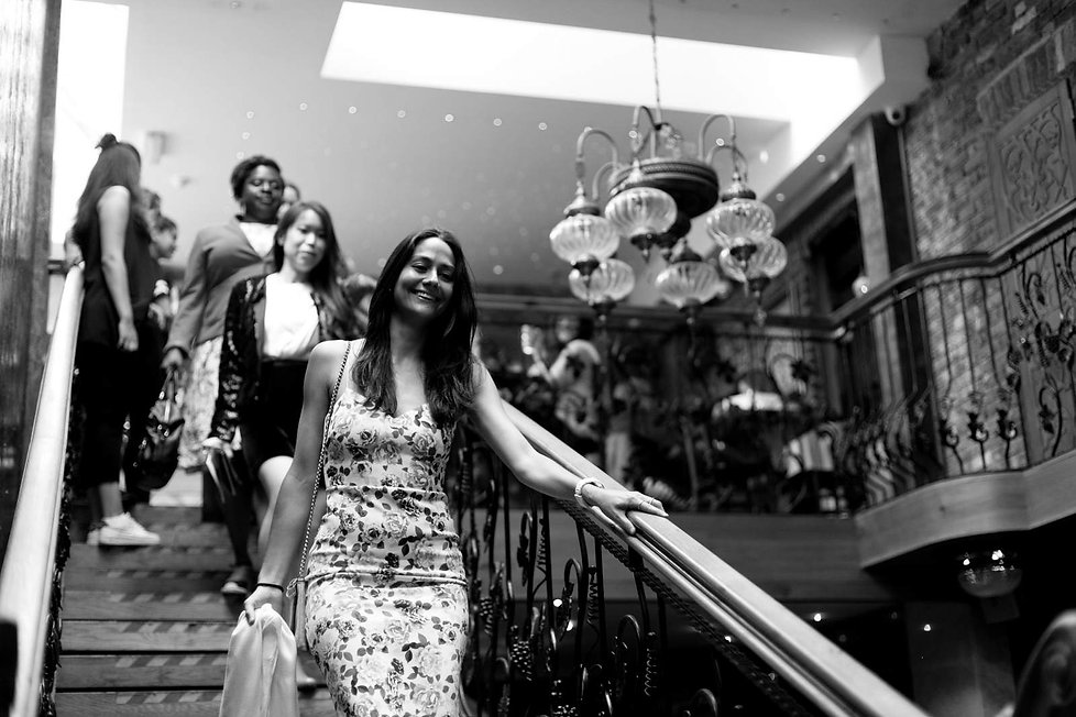 Mem & Laz Wedding Photographer, Angel, Islington, Grace Pham Photography