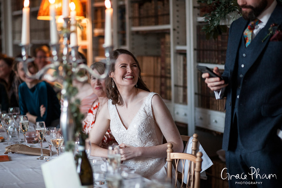 St Giles House Wedding Reception, captured by Grace Pham Photography 02