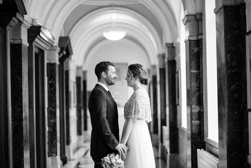 Islington Town Hall Wedding June 2018 captured by Grace Pham Photography 4