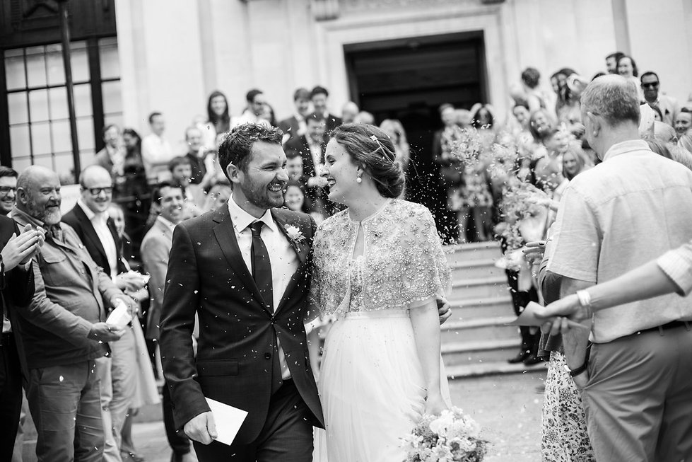 Islington Town Hall Wedding June 2018 captured by Grace Pham Photography 3