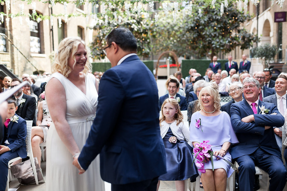 Devonshire Terrace Wedding Photography-20