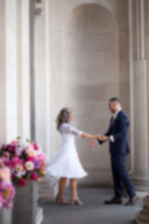 Sam & Charley's London Wedding 03
