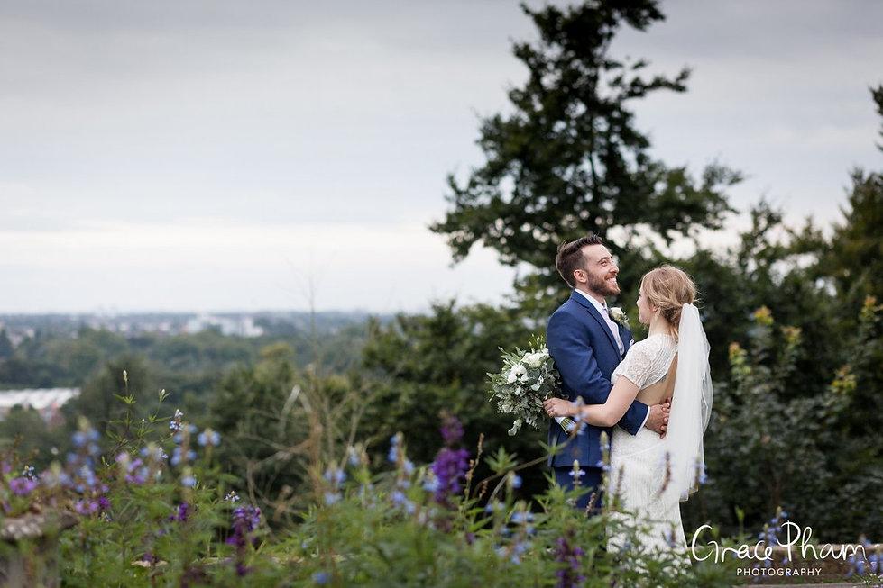 Pembroke Lodge, Richmond Park Wedding by London wedding photographer 10