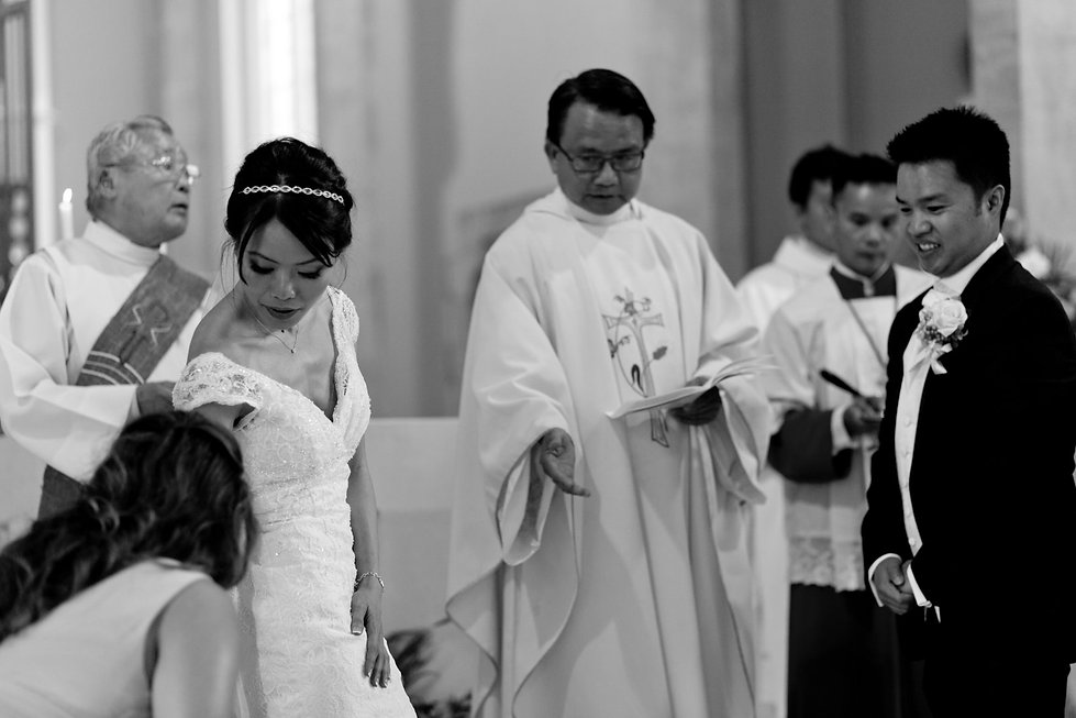 Vietnamese Chinese Wedding Photographer, London. Getting married at Our Lady of Lourdes Wanstead 01