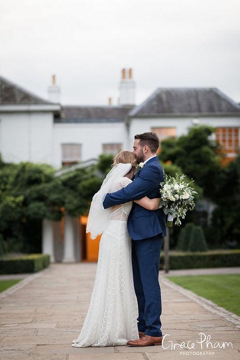 Pembroke Lodge, Richmond Park Wedding by London wedding photographer 15
