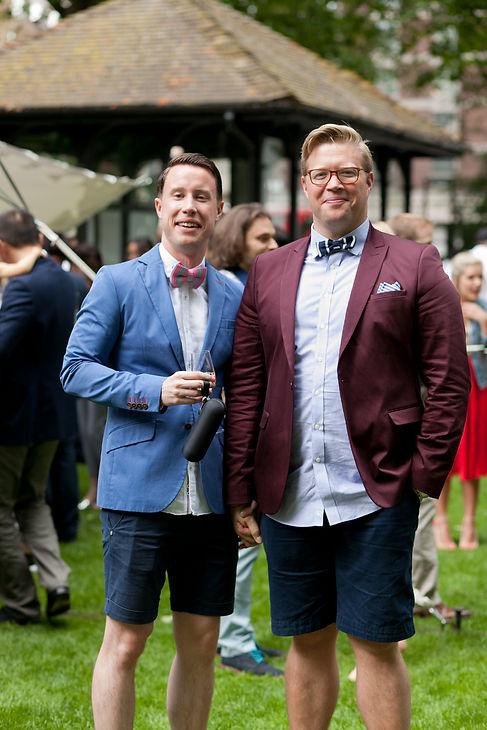 Portman Square Garden Wedding Party, London Wedding Photographer