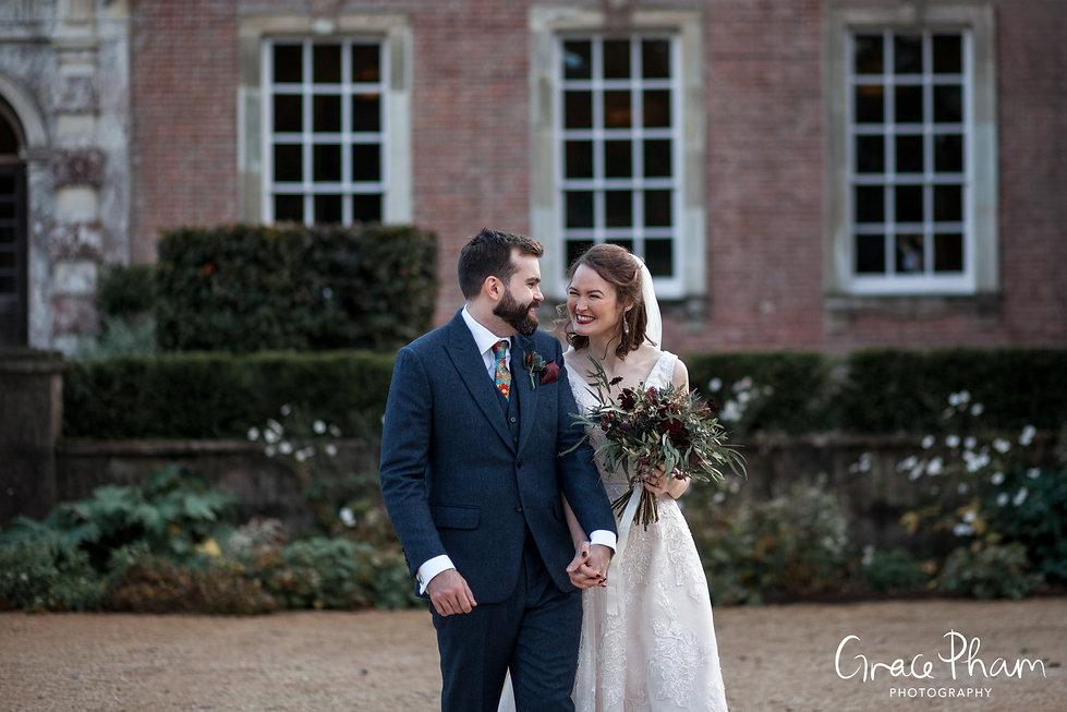 Beautiful St Giles House Wedding, Dorset, captured by Grace Pham Photography 05