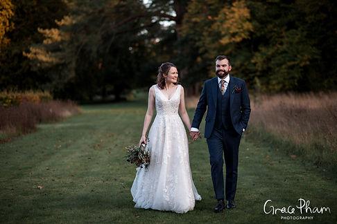 Beautiful St Giles House Wedding, Wimborne captured by Grace Pham Photography 21