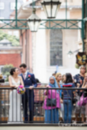 Covent Garden Market Wedding Photography, London by Grace Pham 31