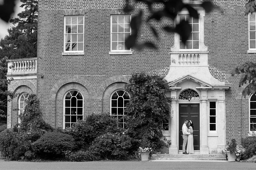 Merton Register Office Wedding, Morden Park House